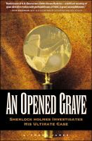 An Opened Grave