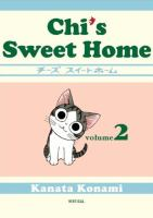 Chi's Sweet Home, [vol.] 02