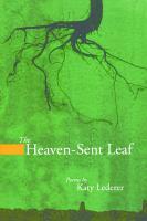 The Heaven-sent Leaf