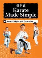 Karate Origins and Expansion