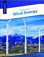 Examining Wind Energy