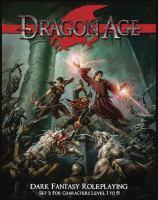 Dragon Age Core Rulebook