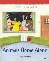 Animals Home Alone