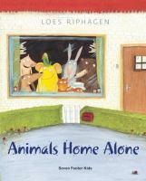 Animals Home Alone