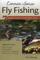 Common-sense Fly Fishing