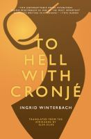 To Hell With Cronje