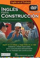 Ingles para construcción