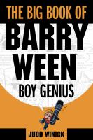 The Big Book of Barry Ween, Boy Genius