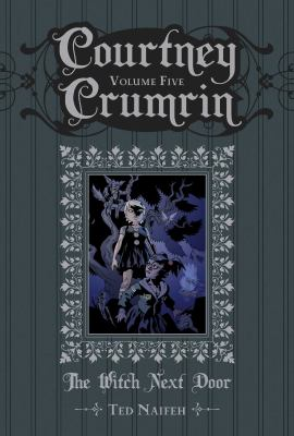 Courtney Crumrin #5: The Witch Next Door cover
