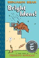 Benjamin Bear in Bright Ideas!