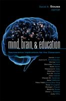 Mind, Brain, and Education