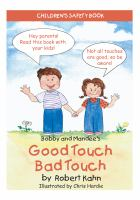 Bobby and Mandee's Good Touch, Bad Touch