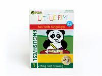 Little Pim, Fun With Languages, English/ESL