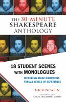 The 30-minute Shakespeare Anthology