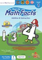 Meet the Math Facts