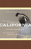 Field Guide to Birds of California