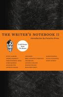 The Writer's Notebook II