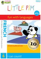 Little Pim, fun with languages, French