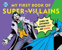 My First Book of Super-villains
