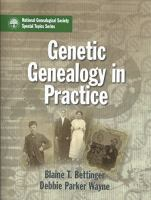 Image: Genetic Genealogy in Practice