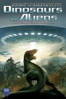 Dinosaurs Vs Aliens Graphic Novel