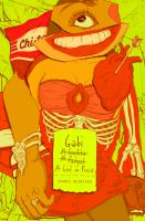 Cover of Gabi, A Girl in Pieces