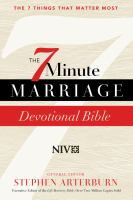 The 7 Minute Devotional Bible