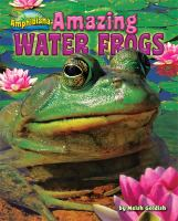 Amazing Water Frogs