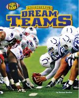 Pro Football's Dream Teams