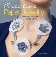 Creative Paper Jewelry book cover
