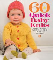 60 Quick Baby Knits