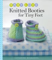Knitted Booties for Tiny Feet