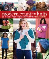Modern Country Knits