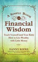 A Simple Book of Financial Wisdom