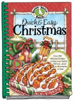 Quick & Easy Christmas