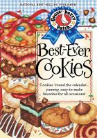 Best Ever Cookie Recipes Cookbook