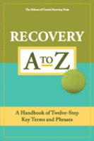 Recovery A to Z
