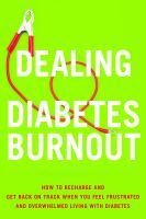 Dealing With Diabetes Burnout