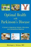 Optimal Health With Parkinson's Disease