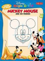 Learn to Draw Walt Disney's Mickey Mouse