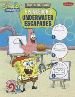 Watch Me Draw SpongeBob's Underwater Escapades
