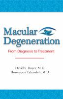 Understanding Macular Degeneration