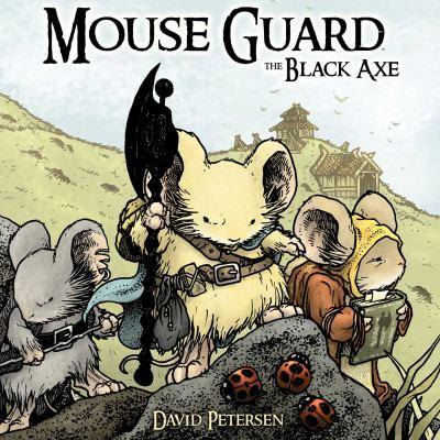 Mouse Guard: The Black Axe cover