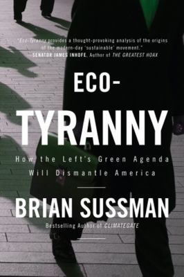 Cover image for Eco-tyranny