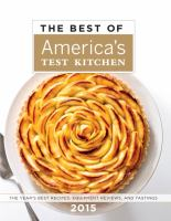 The Best of America's Test Kitchen 2015