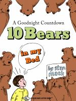10 Bears in My Bed
