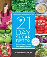 The 21day Sugar Detox