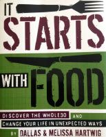 It Starts With Food