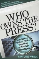 Who Owns the Press?