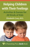Helping Children With Their Feelings